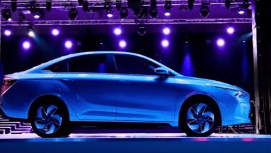Photo of الصين تطلق واحدة من أجمل السيارات الكهربائية في العالم!