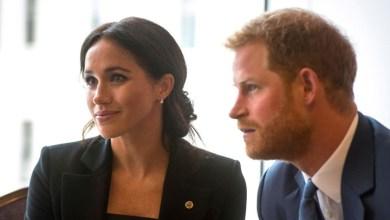 "Photo of الأمير هاري وزوجته ميغان يدشّنان حسابا مشتركا عبر ""إنستغرام"""