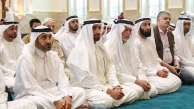 Photo of افتتاح مسجد الشهداء في دبي
