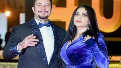 Photo of زوجة أحمد الفيشاوي تعاني من المرض وتخشى فراق أولادها