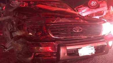 Photo of الكويت…مصرع ثلاثة سعوديين بحادث سير