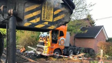 Photo of إصابة 20 شخصا على الأقل في حادث قطار بألمانيا
