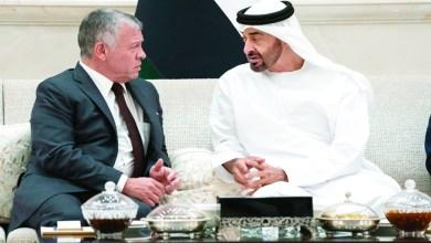 Photo of تضامن مطلق بين الإمارات والأردن في وجه التحديات