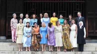 Photo of من هو الرجل الوحيد وسط زوجات زعماء قمة العشرين؟