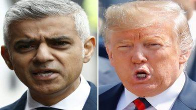 Photo of رئيس بلدية لندن يصف ترامب بأنه رمز لليمين المتطرف في العالم