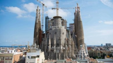 Photo of بعد 137 عاما.. برشلونة تعلن انتهاء أعمال البناء في أشهر كنائسها