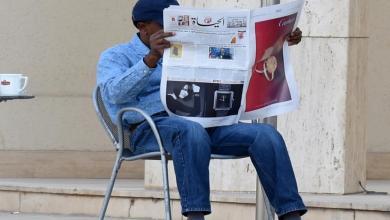 Photo of السعودية تُشيّع الأعداد الأخيرة من الصحف الورقية