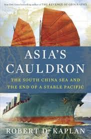"""""""غليان آسيا: بحر الصين الجنوبي ونهاية استقرار المحيط الهادئ"""""""