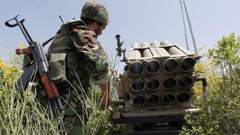 الهدف العسكري الرئيس لإسرائيل في الضفة هو القضاء على إنتاج أسلحة محلية الصنع