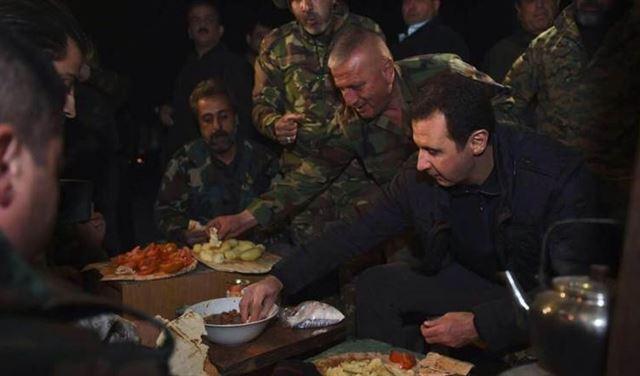 الأسد يستعد لتوسيع المنطقة الخاضعة لسيطرته قرب الجولان