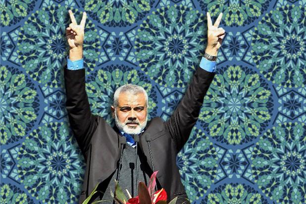 """""""حماس"""" تدرس تعديل نظامها الداخلي تمهيداً لتولي هنية القيادة"""
