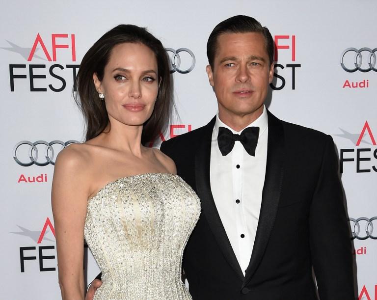 التفاصيل الساخنة حول قصة طلاق جولي وبيت