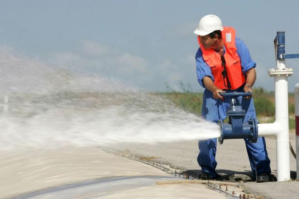 حملة دعائية إسرائيلية لتوفير استهلاك المياه
