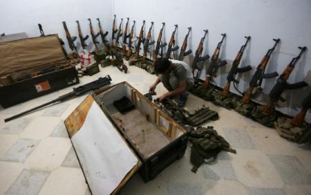 واشنطن: دول الخليج قد تسلّح المعارضة السورية بصواريخ مضادة للطائرات