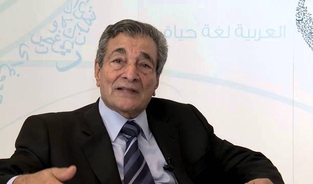الشاعر المصري فاروق شوشة
