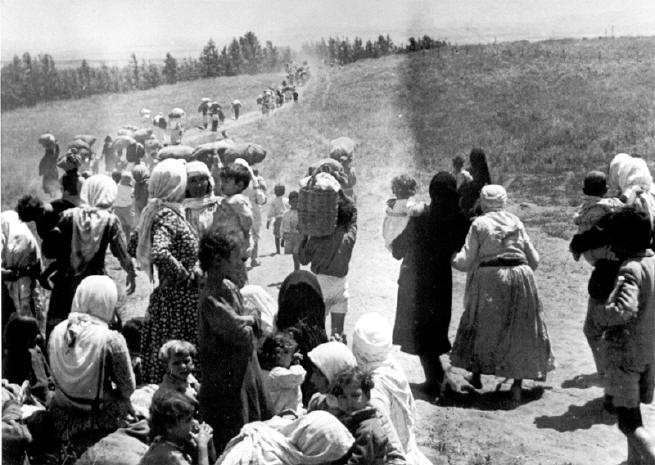 الكلام عن خطة لطرد الفلسطينيين سنة 1948 دعاية موالية للعرب
