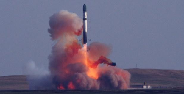 """""""ملك الصواريخ"""" أخطر صاروخ استراتيجي في العالم"""