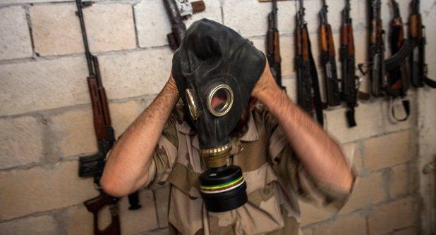 خبراء روس يثبتون استخدام المسلحين لغاز الخردل في حلب