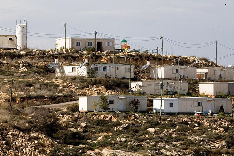 المصادقة على إقامة مستوطنة جديدة جنوبي نابلس