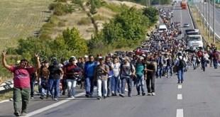 اللاجئون السوريون في أوروبا