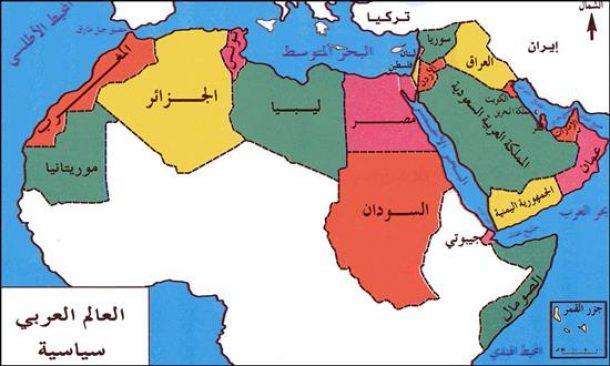 الوطن العربي والأطماع الأجنبية