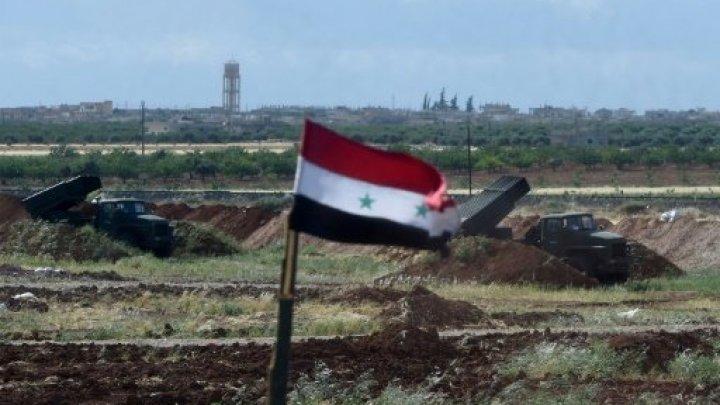 """الجيش السوري يحرر مطار الجراح من """"داعش"""""""
