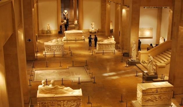 المتحف الوطني في لبنان يستعيد وهجه