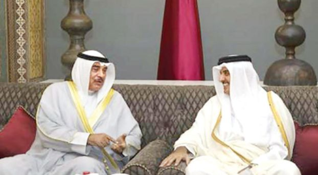 الكويت تعرض وساطة لتسوية الخلاف الخليجي مع قطر