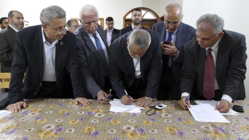 آليات التغيير والتجديد المؤسسي في النظام السياسي الفلسطيني
