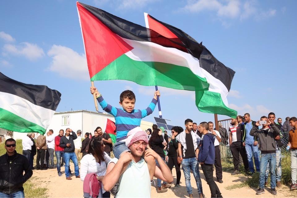 مسيرة قطرية لإحياء يوم النكبة