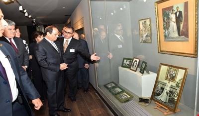 متحف جمال عبد الناصر.. تاريخ زعيم ووطن