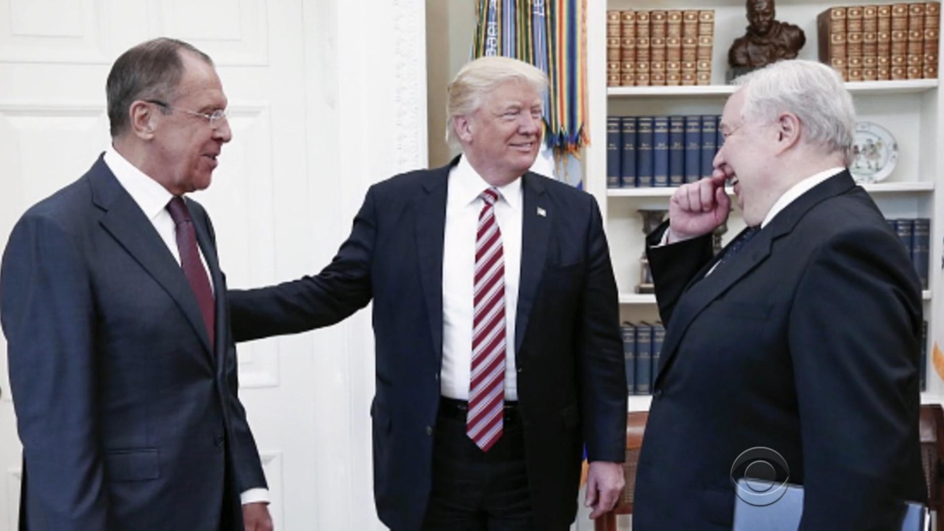ترامب يقوّض الجدار الحديدي الذي يحمي أوروبا من روسيا