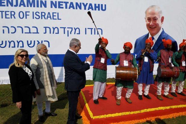 العلاقات الإسرائيلية – الهندية ناجمة عن أجندة استراتيجية مشتركة