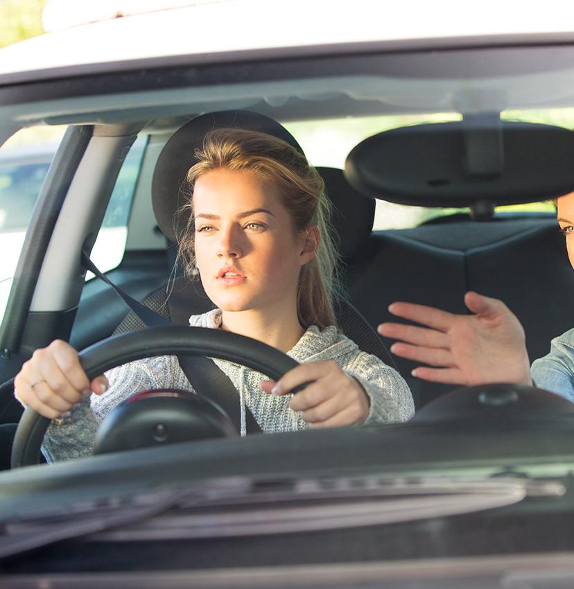 طبائع الناس.. في كيفية قيادة سياراتهم!