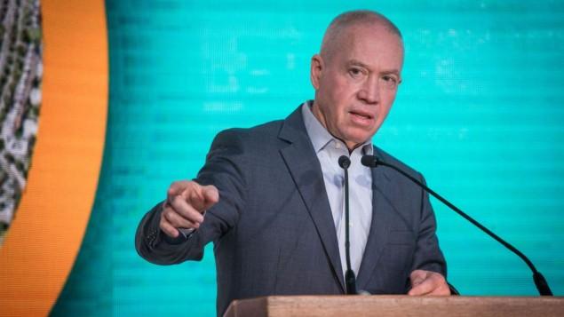 غالانت: على إسرائيل الاستمرار في الاحتفاظ بمناطق الضفة وغور الأردن