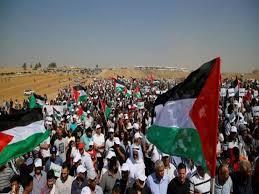 """هذه ليست """"مسيرة حماس"""" بل مسيرة عشرات آلاف المستعدين للموت"""