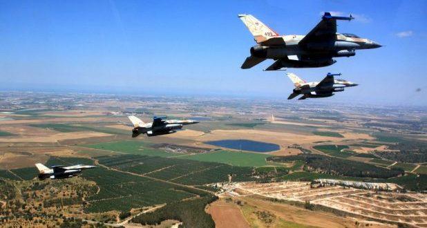 الغارات الإسرائيلية على سوريا