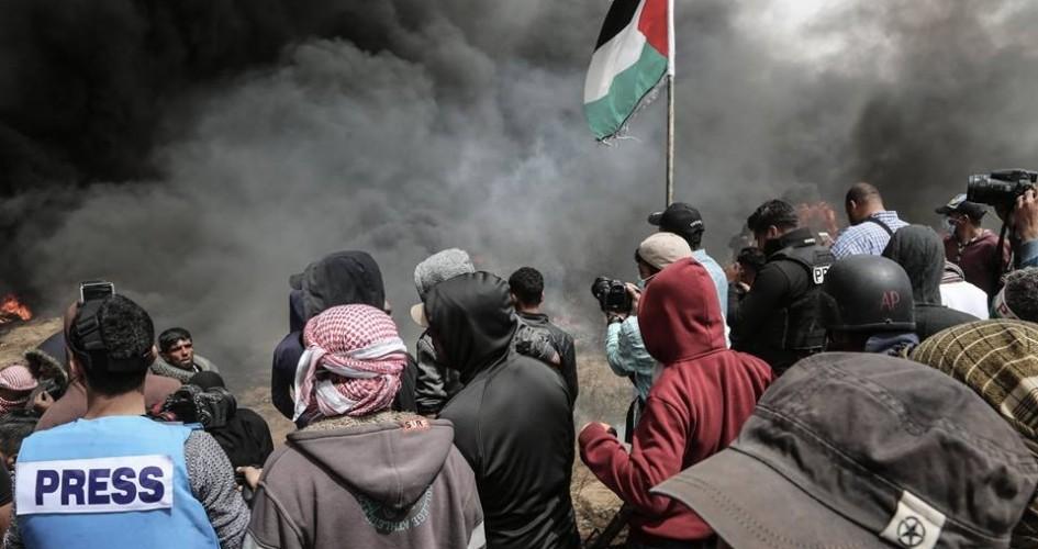 """""""الشاباك"""": إيران تموّل حملة """"حماس"""" ضد إسرائيل عبر """"مسيرة العودة"""""""