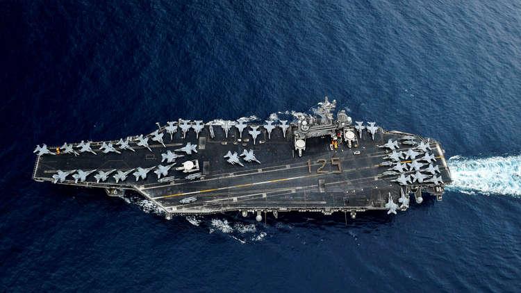 الأسطول الأميركي مهدد لاعتماده على الأنظمة الاكترونية