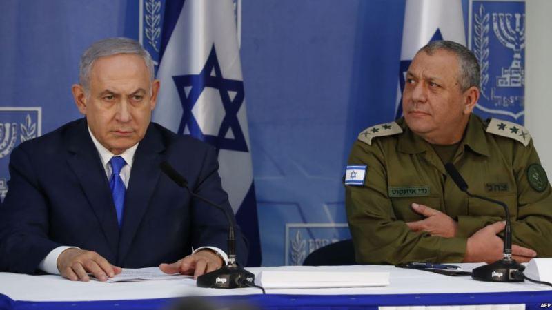نتنياهو: إذا لزم الأمر ستشن إسرائيل عملية عسكرية واسعة ضد قطاع غزة
