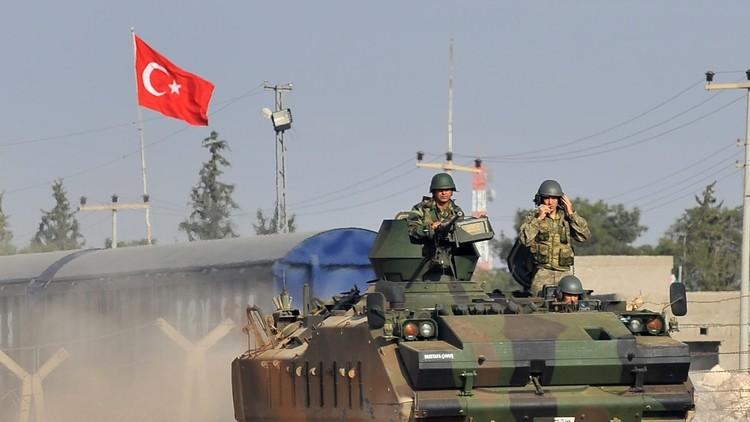 تركيا: نتحاور مع روسيا بخصوص الوحدات الكردية في شمال شرق سوريا