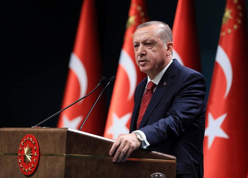 إردوغان يهدد بإقامة المنطقة الآمنة بصورة أحادية