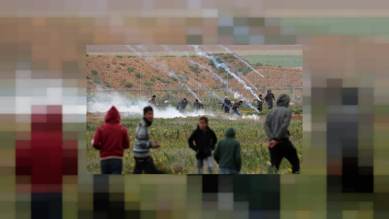 إسرائيل تقتل فلسطينياً في احتجاجات على حدود غزة