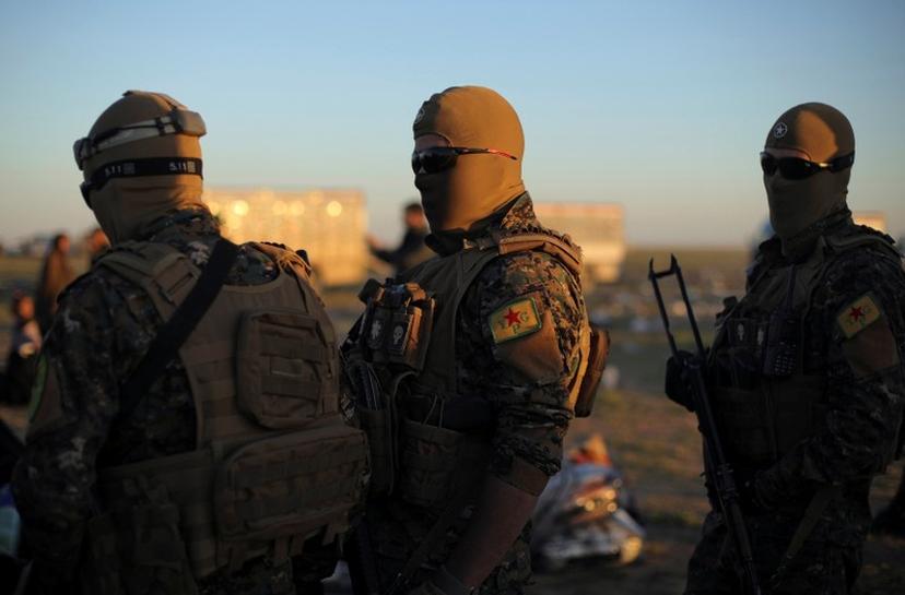 """""""قوات سوريا الديمقراطية"""" تتوقع معركة حاسمة ضد """"داعش"""""""