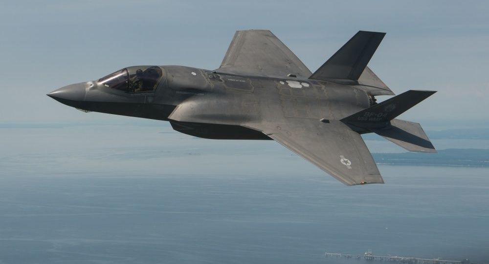 طائرات إف – 35 إسرائيلية هاجمت مخازن سلاح وصواريخ إيرانية في العراق