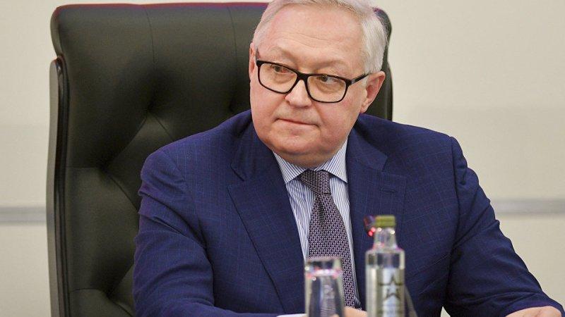 ريابكوف: موسكو لن تسمح لنفسها الانضمام إلى سباق التسلح