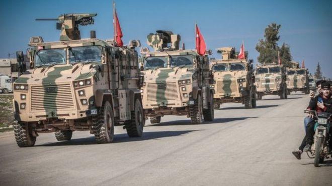 """شرق الفرات: أردوغان يعلن شن عملية عسكرية في شمال سوريا برا وجوا """"اليوم أو غدا"""""""