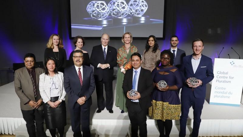 جوائز التعددية العالمية تحتفل بالفائزين لعام 2019