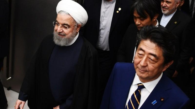 إيران ترحب بعدم مشاركة اليابان في مهمة بحرية بقيادة أمريكا في الخليج