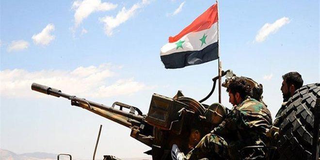 القوات السورية تدخل مدينة سراقب